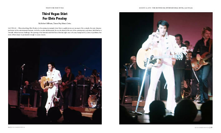 Preview #3 | Elvis: That's The Way It Is Book Trilogy Box