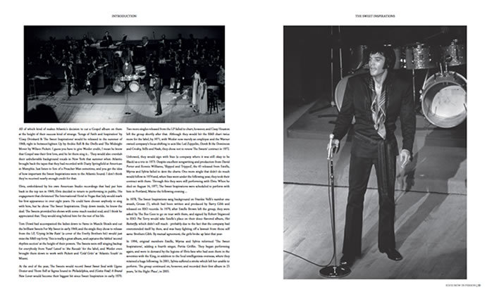 Preview | Elvis Now In Person 1969 Hardcover Book.