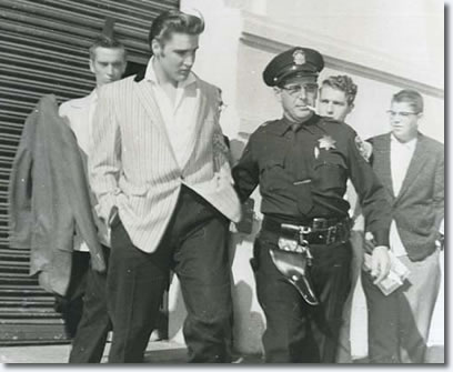 Elvis Presley June 3, 1956