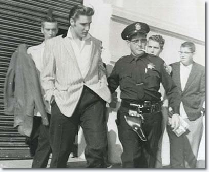 Elvis Presley June 3, 1956