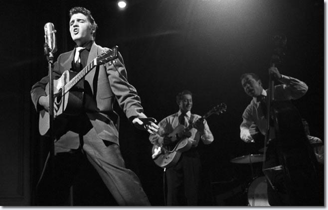 Elvis Presley - March 17, 1956