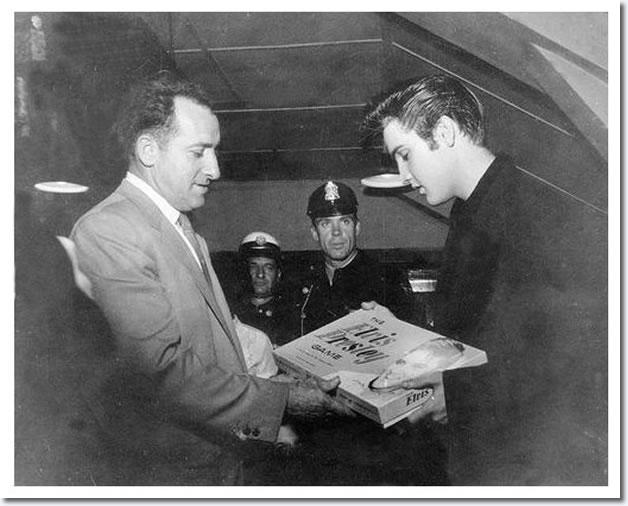 Elvis Presley: Philadelphia, Pennsylvania Sports Arena - April 5, 1957
