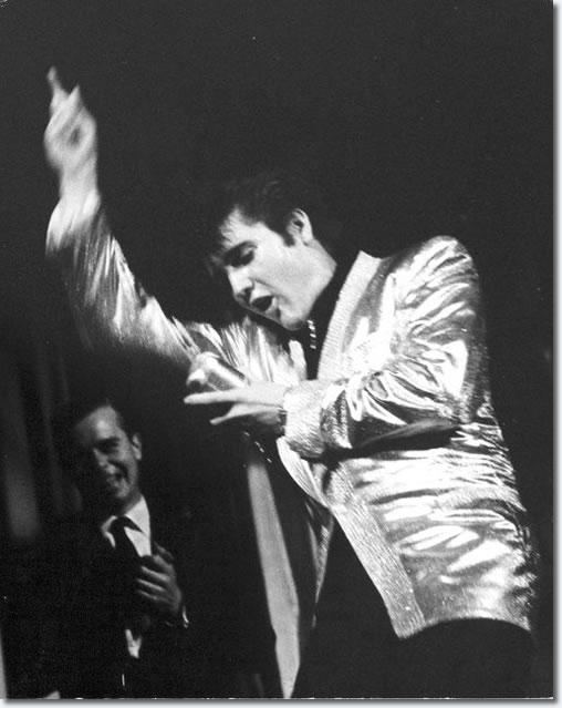 Elvis Presley: Philadelphia, Pennsylvania Sports Arena - April 6, 1957