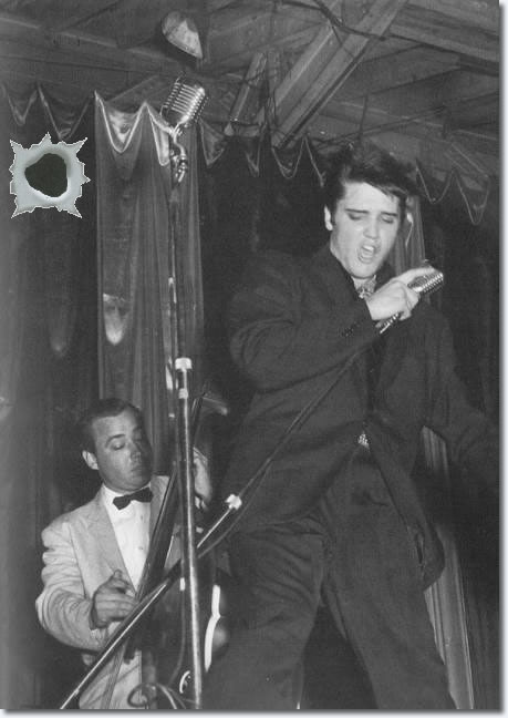 Elvis Presley: Philadelphia, Pennsylvania Sports Arena - April 5, 1957