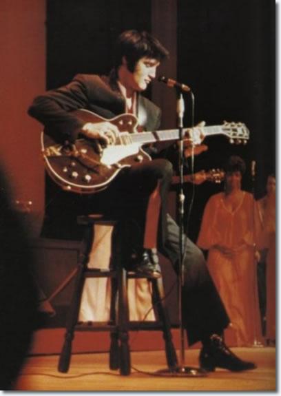 Elvis Presley Las Vegas, 1969