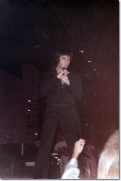 Elvis Presley : August 18, 1969