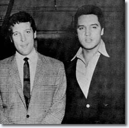 Elvis and Tom Jones - 1960s