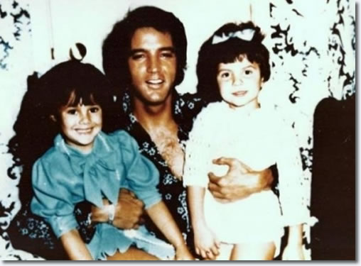 Elvis Preslry 1970