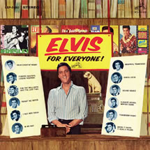 Elvis For Everyone 2 CD : FTD Special Edition / Classic Album 7 inch Presentation