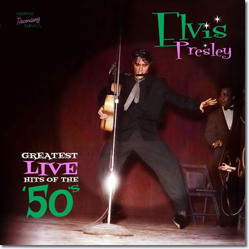 Greatest Live Hits of the 50s CD