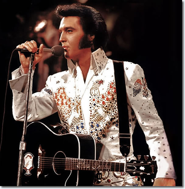 Elvis Presley : January 14, 1973 : Aloha From Hawaii Concert