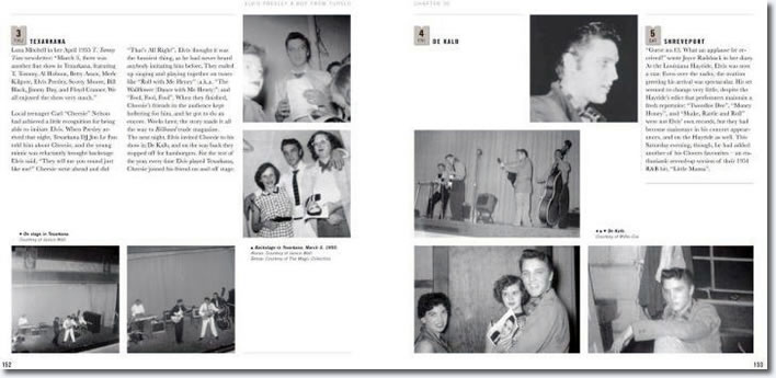 A Boy From Tupelo : The Complete 1953-55 Recordings : Book & 3 CD Set