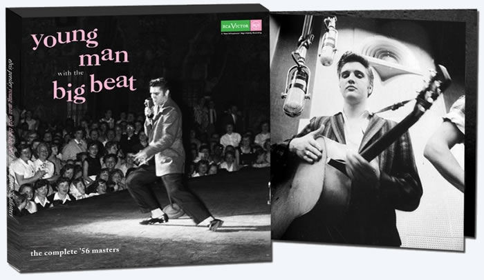 Young Man With The Big Beat : The Complete '56 Elvis Presley Recordings