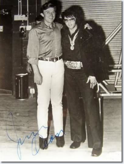 Jimmy Dean Remembers Elvis Presley