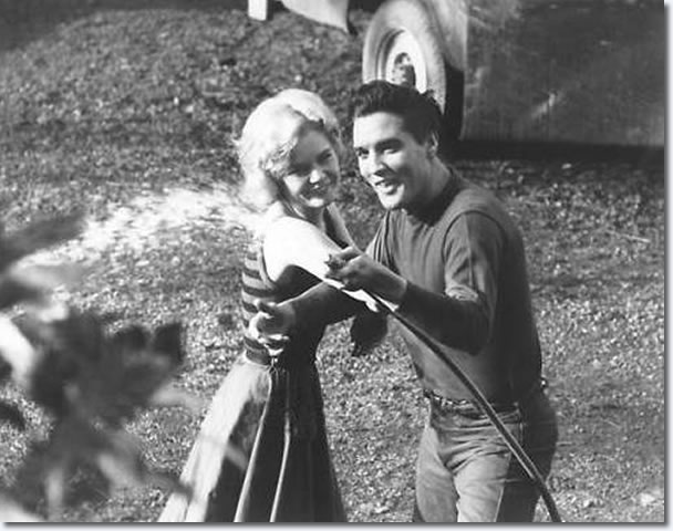 Tuesday Weld Now Tuesday weld and elvis presley