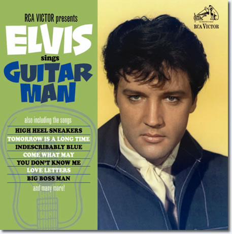Elvis Sings Guitar Man FTD 2 CD Special Edition