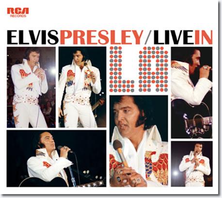 Live In LA FTD CD