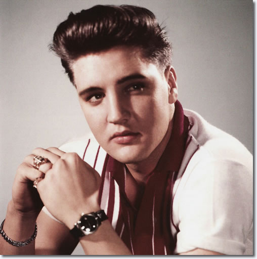 From the booklet : Elvis Is Back! Legacy Edition.