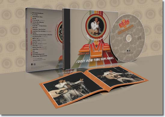 Straight Arrow is planning a new CD release with a now standard 16-page booklet: 'Funny How Time Slips Away (SA 2011-18-02). It will feature and audiance recording of Elvis' May 23rd, 1977 show from Providence, RI.