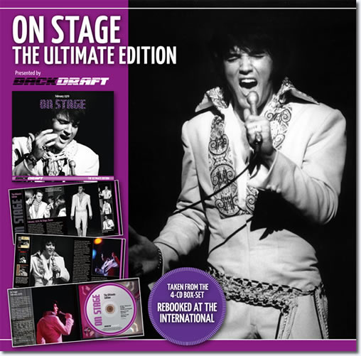On Stage : The Ultimate Edition CD from Backdraft