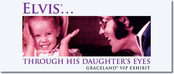 Elvis Through His Daughter's Eyes : By Lisa Marie Presley