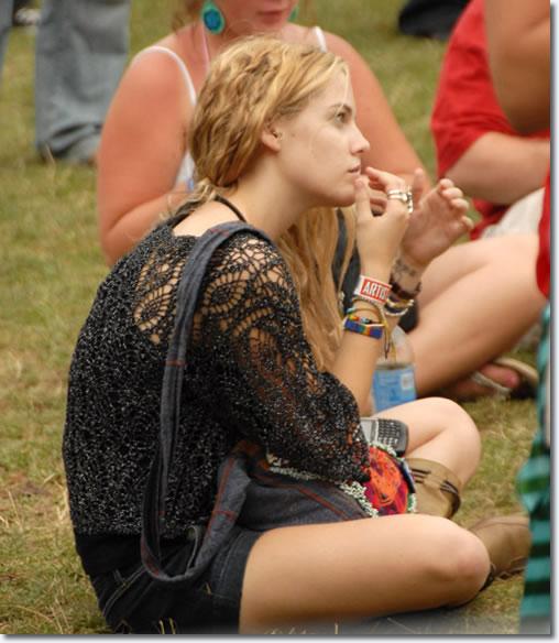 Riley Keough, Elvis Presleys Granddaughter
