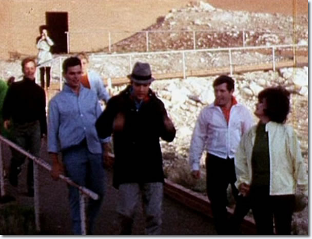 Elvis and Priscilla Presley, Visiting The Grand Canyon, June 1967