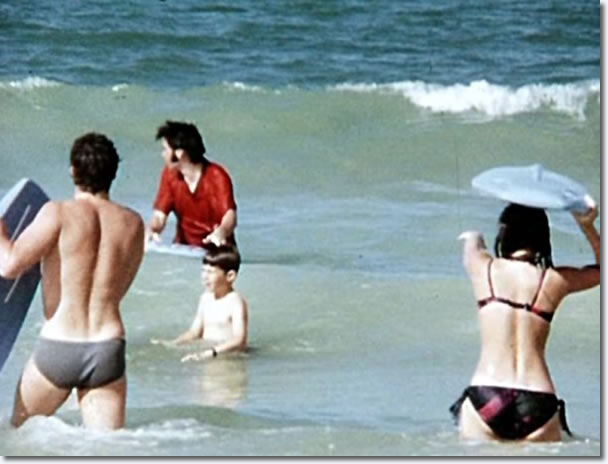 Tom Jones, Elvis and Priscilla - Hawaii