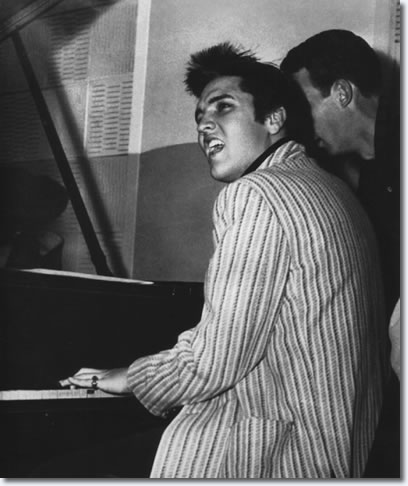 Elvis at the Piano - The Jailhouse Rock Sessions