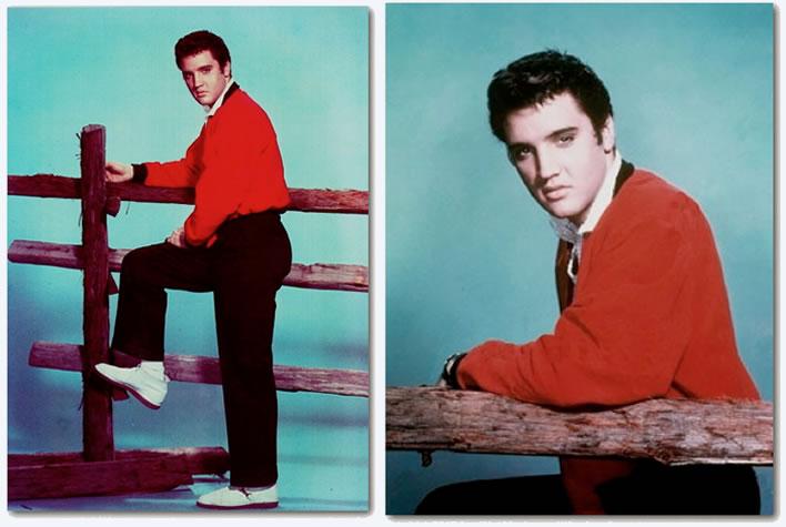 Elvis Presley Photos : Jailhouse Rock : Page 5 : Publicity Photos
