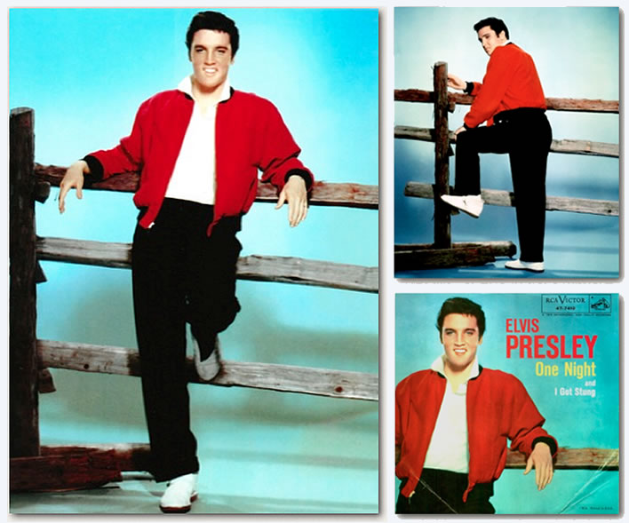 Elvis Presley Photos : Jailhouse Rock : Page 5 : Publicity Photos