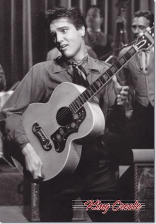 Elvis Presley : King Creole.