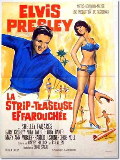 7. Girl Happy (1965)