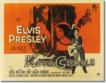 1. King Creole (1958)