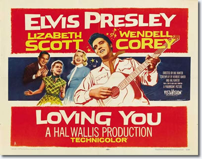 8. Loving You (1957)