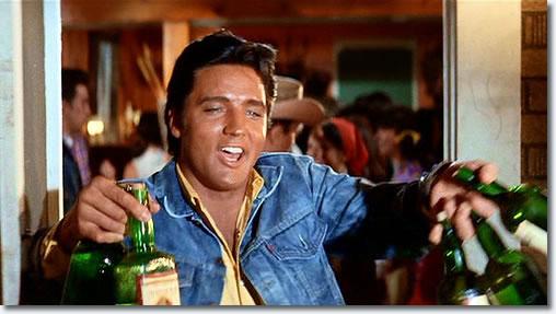 Elvis Presley : Stay Away, Joe : MGM 1968.