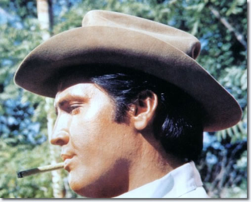 Elvis Presley : Stay Away, Joe : MGM 1968.
