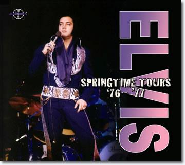 Springtime Tours '76-'77 2 CD Set