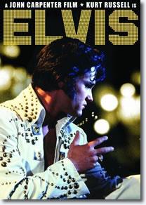 'Elvis The Movie' DVD