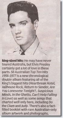 Herald Sun Melbourne - January 21, 2010