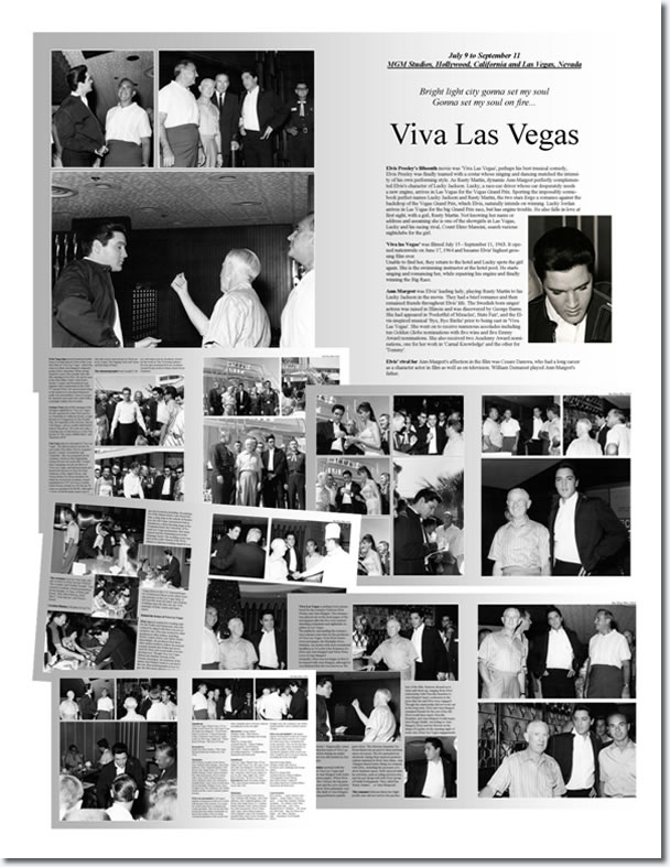 Here some pages from Viva Las Vegas 1963.