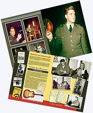 A Date With Elvis - Elvis Presley Book