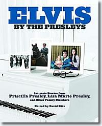 Elvis By The Presleys - Elvis Presley Book