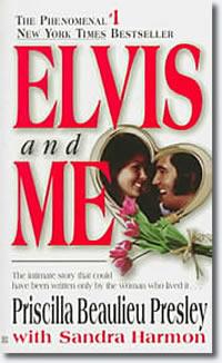 Elvis & Me Book