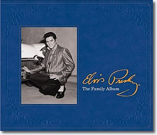 Elvis Presley: The Family Album (Hardcover) Book