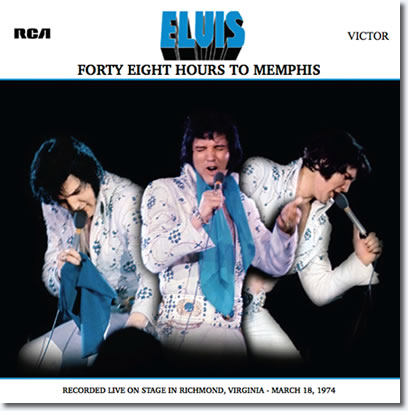48 Hours To Memphis CD : FTD Special Edition / Classic Album 7' Presentation.