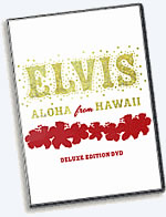 Aloha - From Hawaii Deluxe Edition R0 PAL 2 x DVD Set
