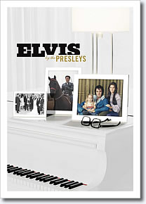 Elvis By The Presleys R0 PAL 2 DVD