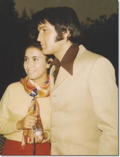 Elvis Presley : April 1, 1969 : 1174 Hillcrest Drive Beverly Hills.
