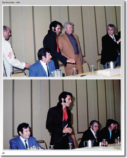 Elvis Presley : July 31 to August 28, 1969 : Las Vegas